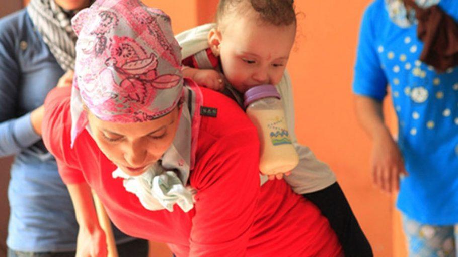 100% mamás: madres solteras que luchan por el futuro de sus hijos