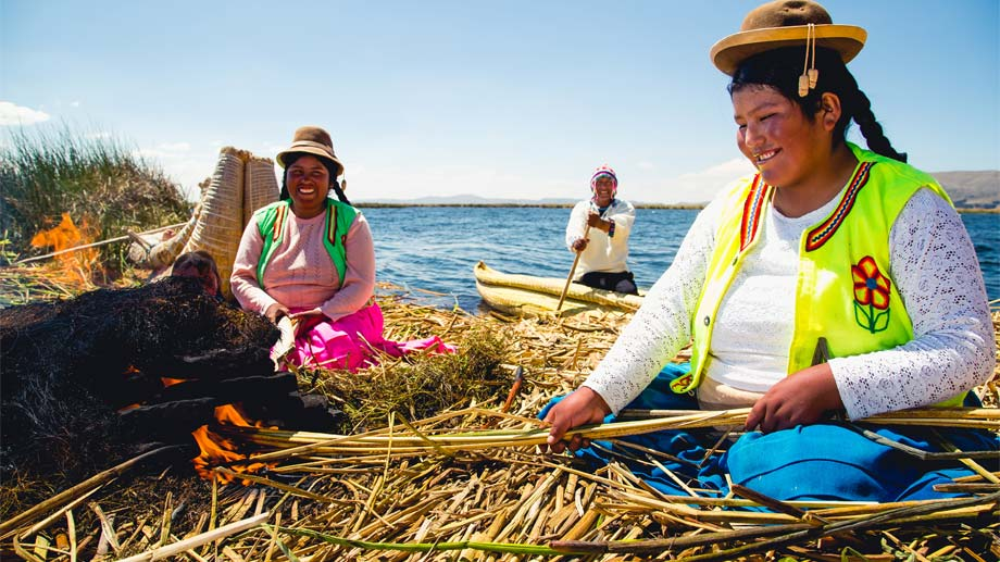 A better future for indigenous families, thanks to community-managed rural tourism