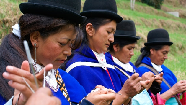 Achieving financial and social independence of indigenous women living in rural areas