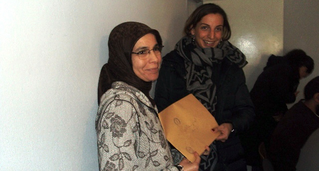 Entrepreneurial women from Morocco improve their income thanks to the sale of eco-friendly bags
