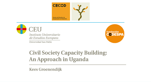Civil Society Capacity Building: An Approach in Uganda