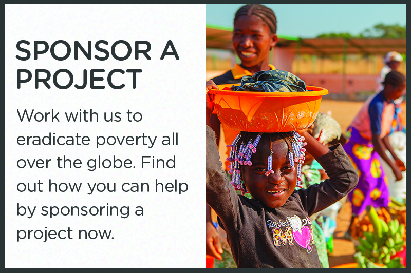 Sponsor a project
