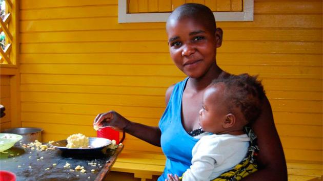 Protegemos a mujeres víctimas de violencia en Goma, R.D. del Congo