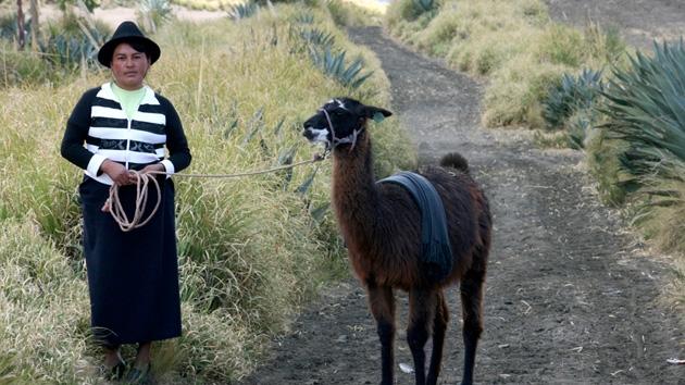 Turismo rural comunitario en Ecuador